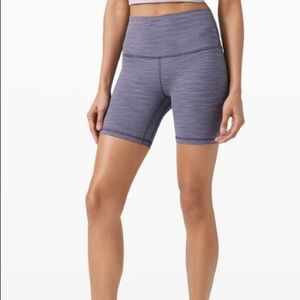 "Lululemon Align Shorts 6"" WAFS Persian Violet 10"